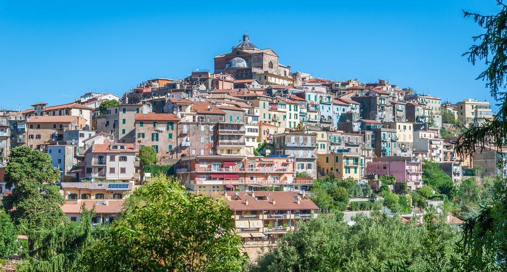 Monte Porzio Catone, Castelli Romani