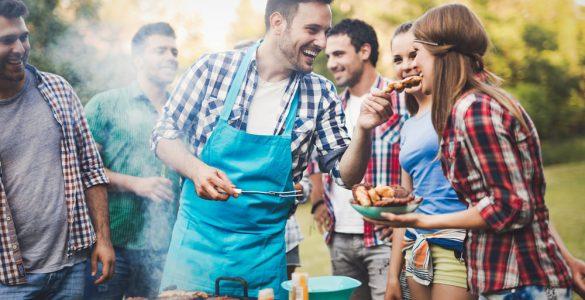 Barbecue negli USA