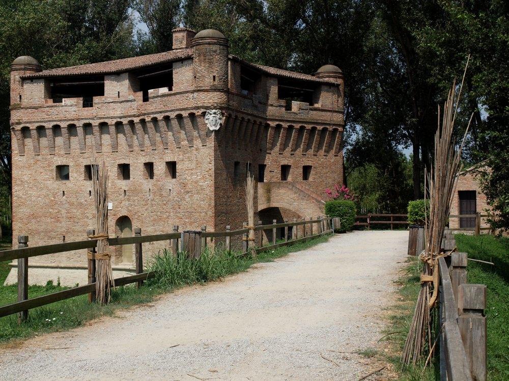 Rocca possente, Stellata di Bondeno