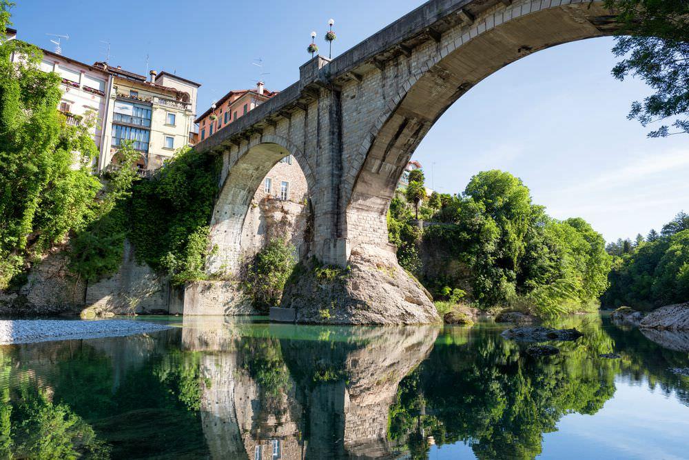 Ponte del Diavolo, Cividale del Friuli
