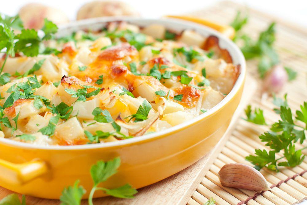 Puzzone e patate