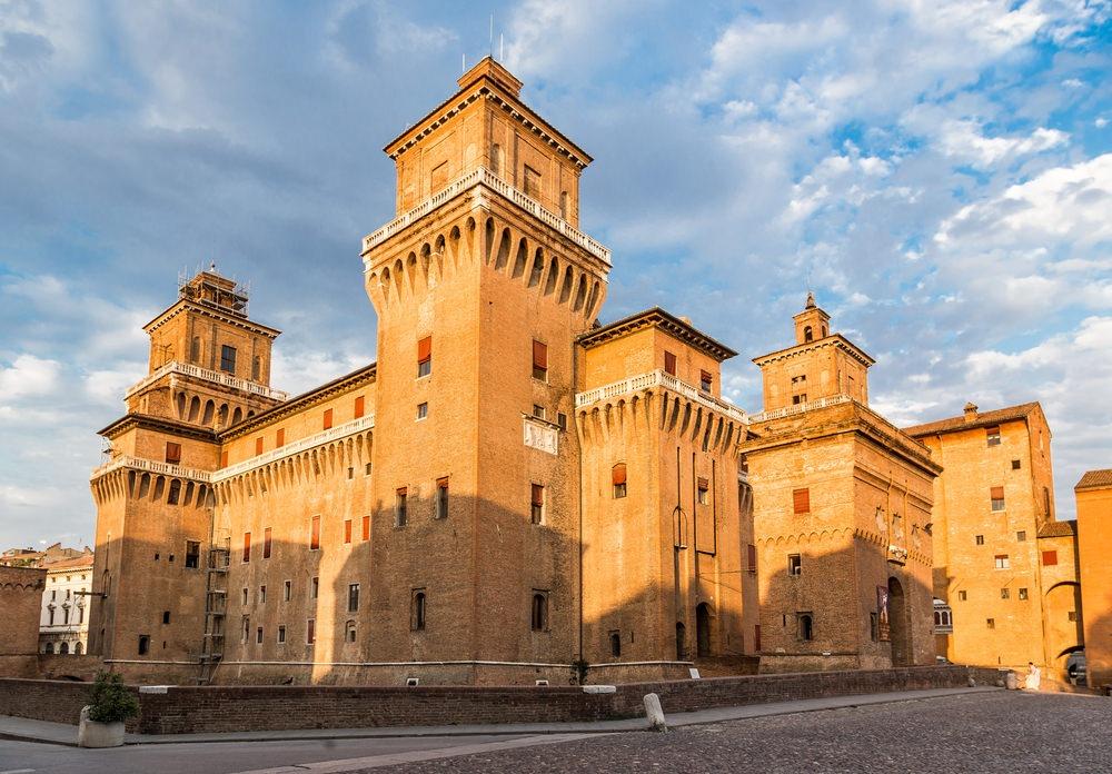Salama da sugo, Ferrara