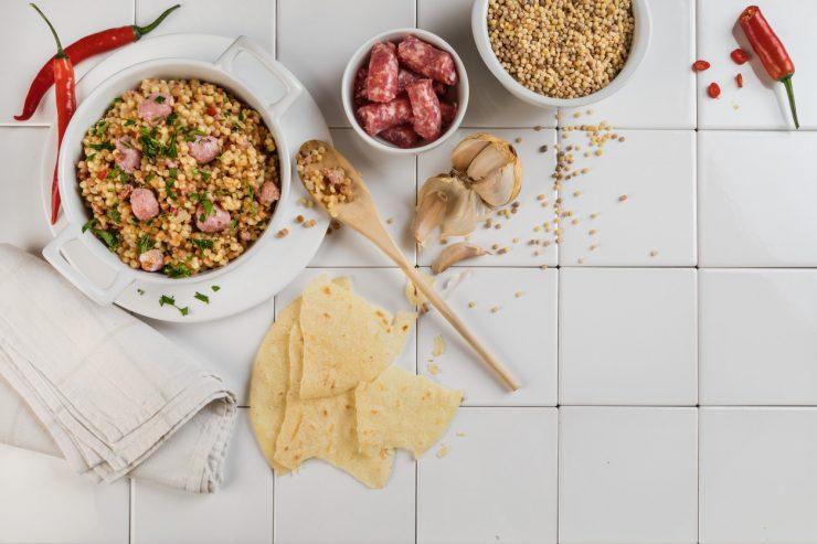 Salsiccia sarda