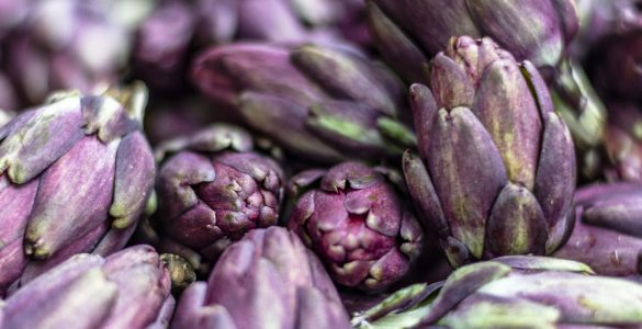 Carciofo violetto catanese