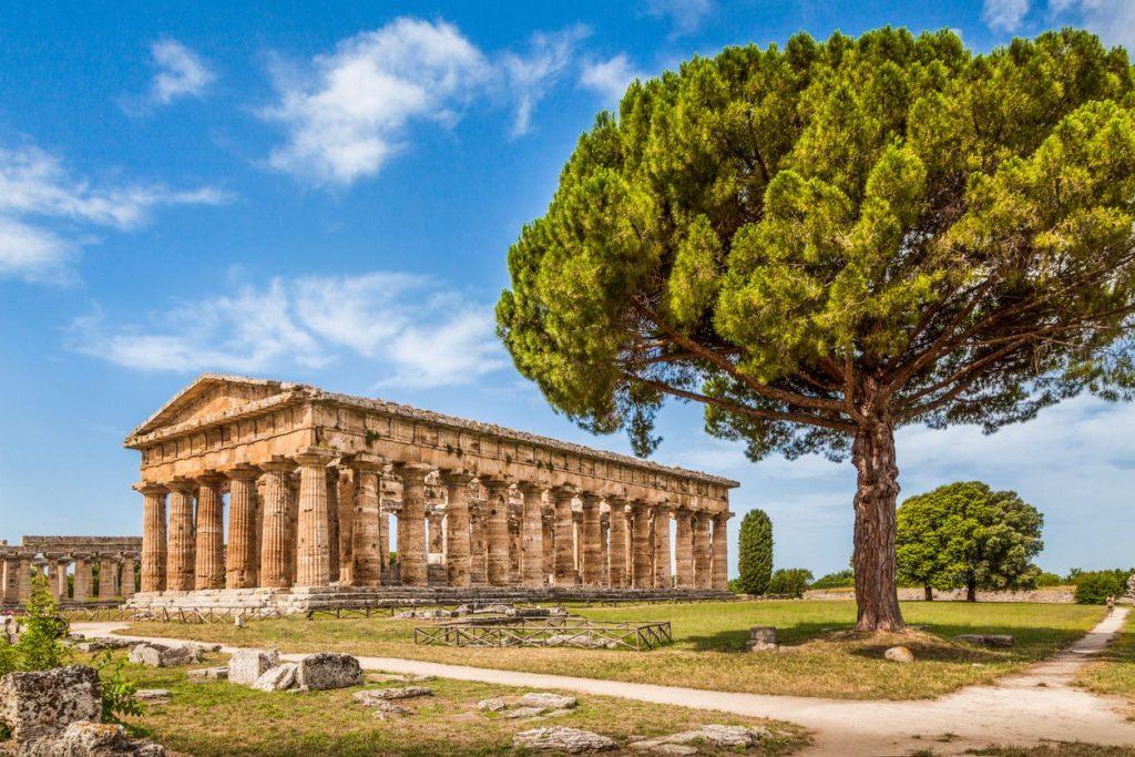Paestum Capaccio, Tempio Patrimonio dell'Umanità UNESCO