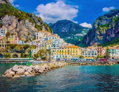 Strada del Vino Costa d'Amalfi