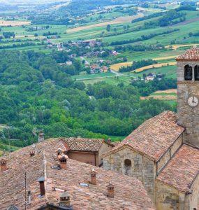 Strada dei Colli Piacentini