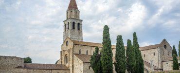 Aquileia, Strada dei vini del Friuli