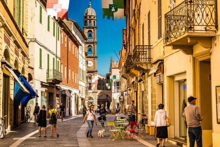 Fiera di San Rocco, Faenza